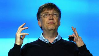 Bill Gates в шоке