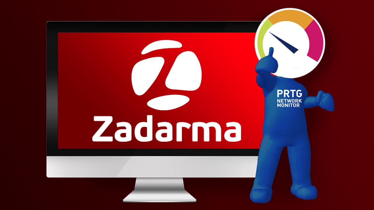 PRTG Zadarma